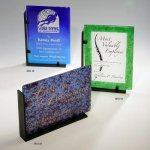 Recycled Rectangles Artistic Awards